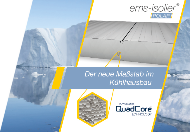 ems-isolier® POLAR with QuadCore™ core